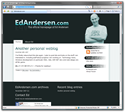 EdAndersen.com - Windows Internet Explorer
