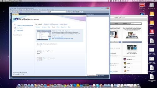 Ed Andersen | Windows  NET Development on Mac OSX