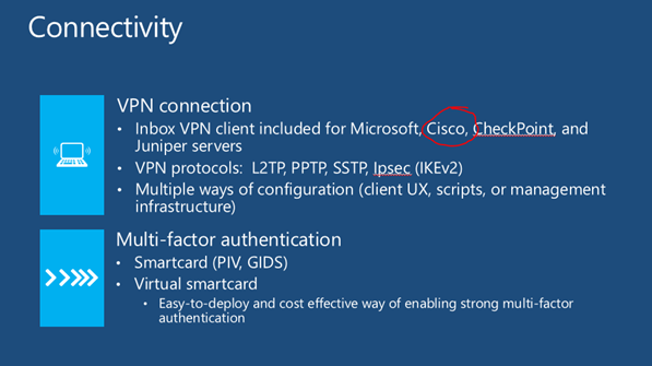 Ed Andersen | Surface Windows RT DOES NOT support Cisco